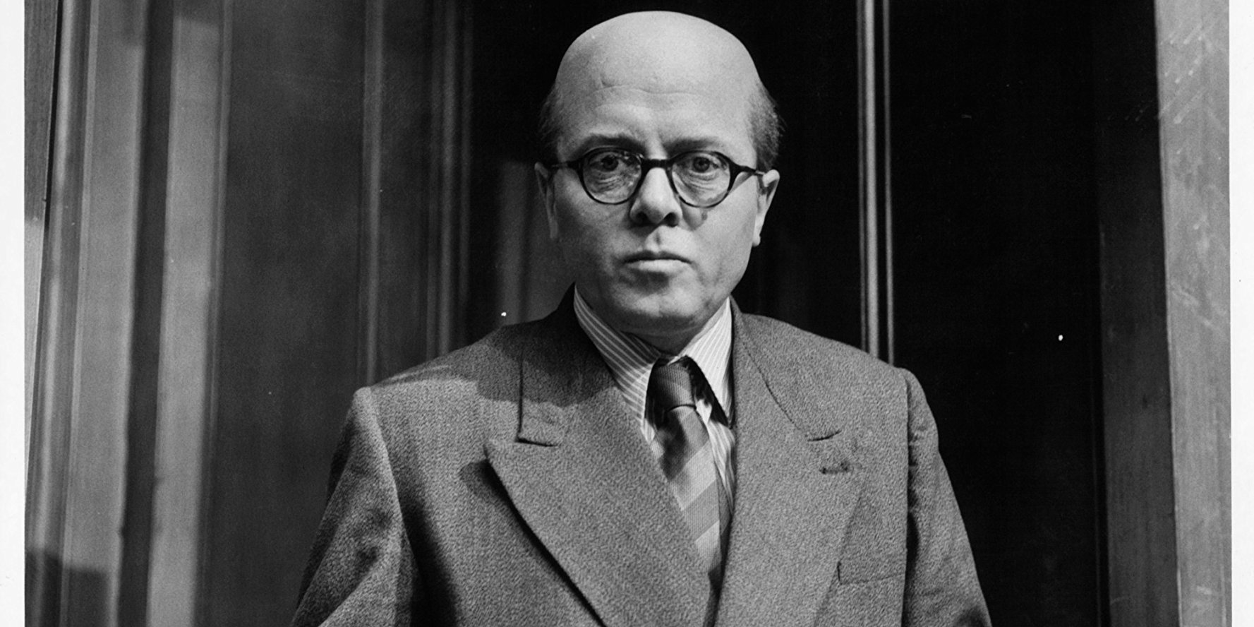 Richard Attenborough as serial killer John Reginald Christie in 10 Rillington Place (1971)