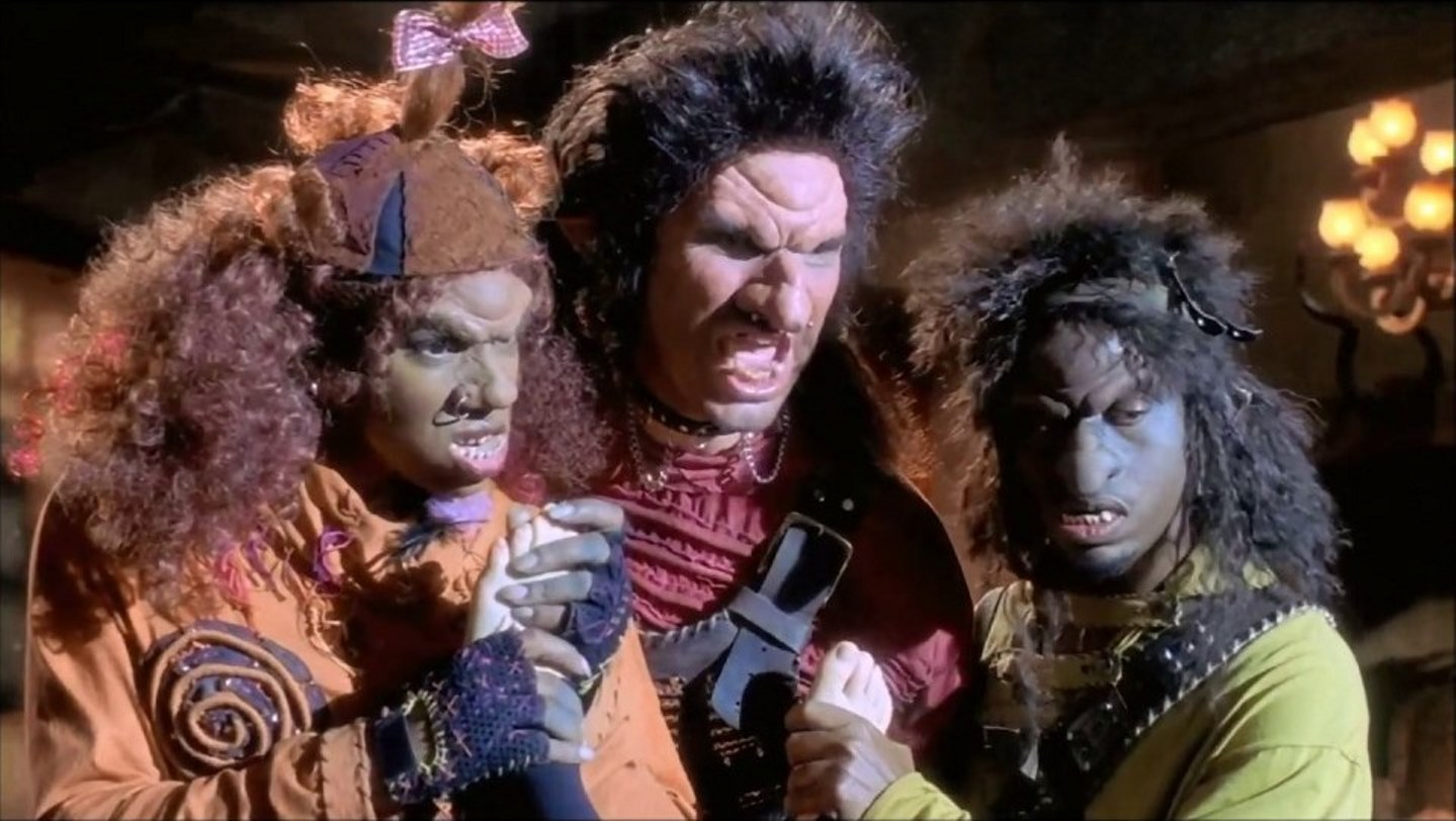The trolls in The 10th Kingdom (2000)