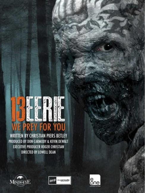 13 Eerie (2013) poster