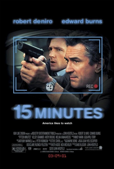 15 Minutes (2001) poster