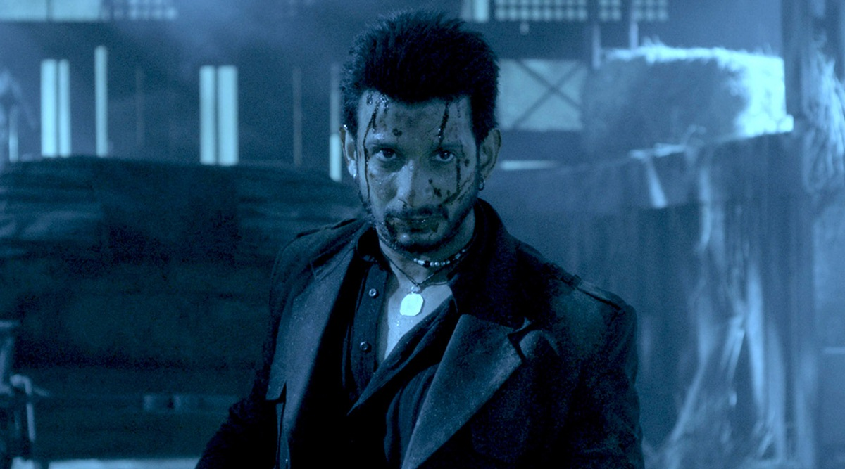 Sharman Joshi faces demonic forces in 1920 London (2016)