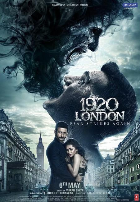 1920 London (2016) poster