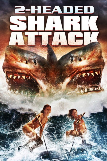 2-Headed Shark Attack (2012) poster