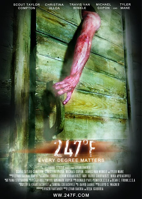 247°F (2011) poster