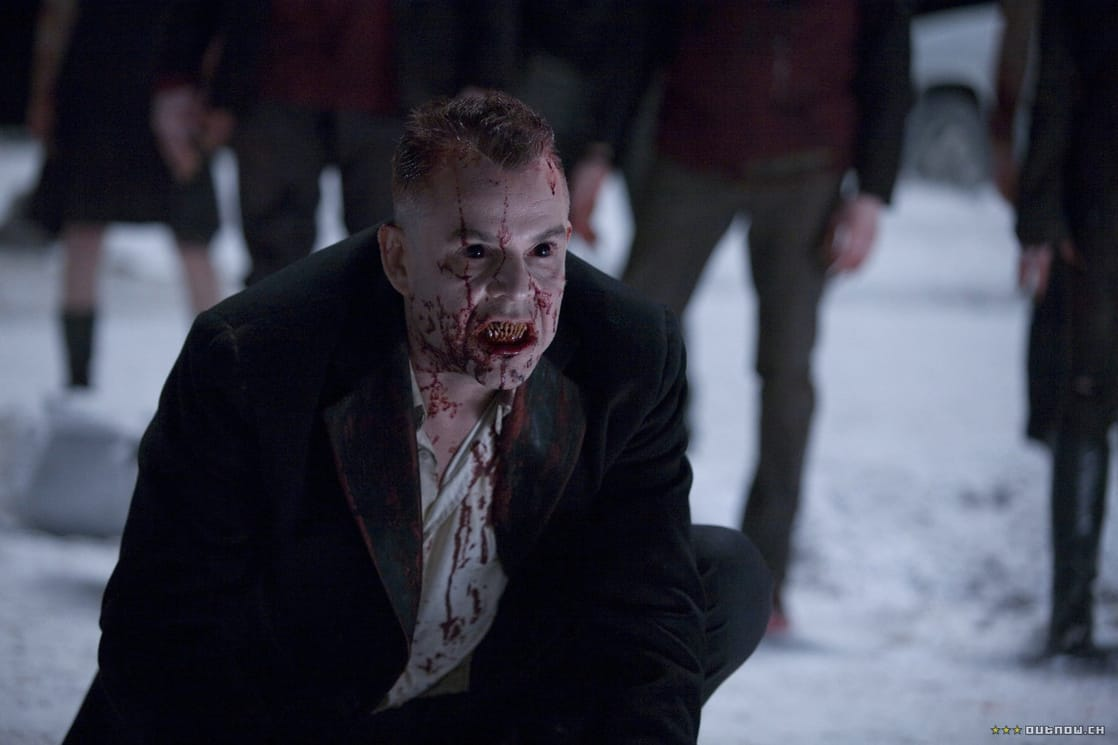 Danny Huston as the vampire leader Marlow in 30 Days of Night (2007)