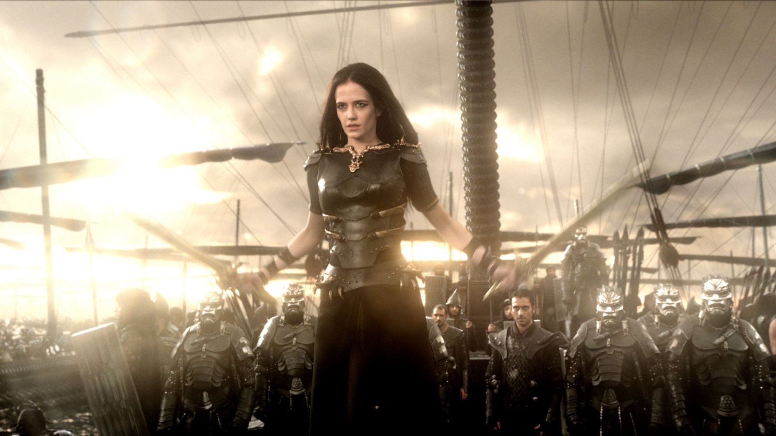 Eva Green as Artemisia in 300: Rise of an Empire (2014)