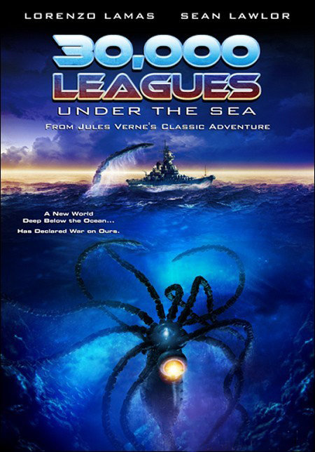 30,000 Leagues Under the Sea (2007) poster