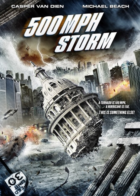 500 MPH Storm (2012) poster