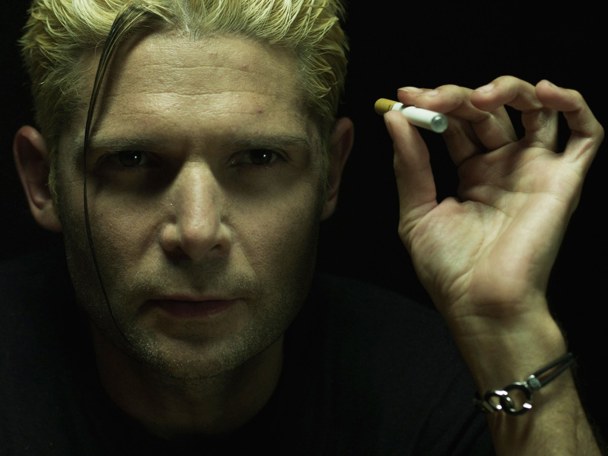 Corey Feldman as psychic Kyle Brenner in 6 Degrees of Hell (2012)