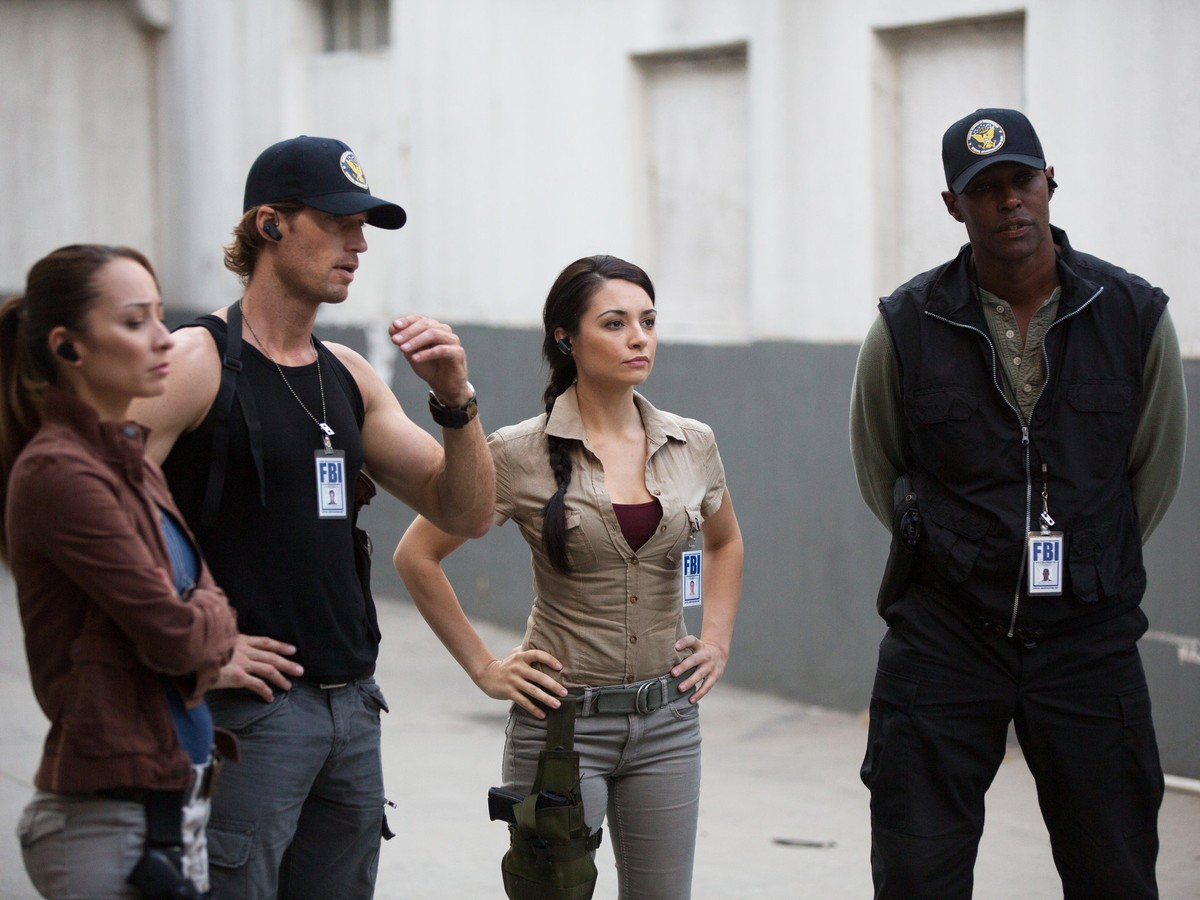 Autumn Federici, Trent Haaga, Adrian Kirk and Josef Cannon in 616 Paranormal Incident (2013)