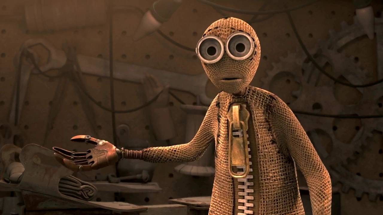 9 (voiced by Elijah Wood) in 9 (2009)