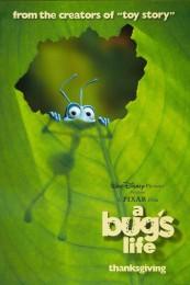 A Bug's Life (1998) poster