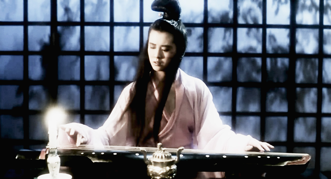 Joey Wong in A Chinese Ghost Story (1987 )