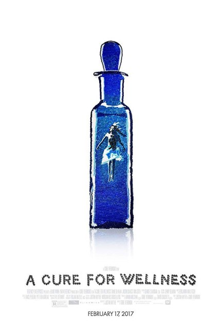 A Cure for Wellness (2016) poster