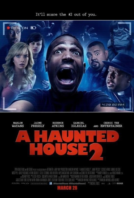 A Haunted House 2 (2014) poster