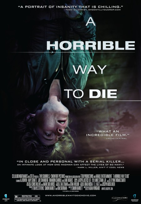 A Horrible Way to Die (2010) poster