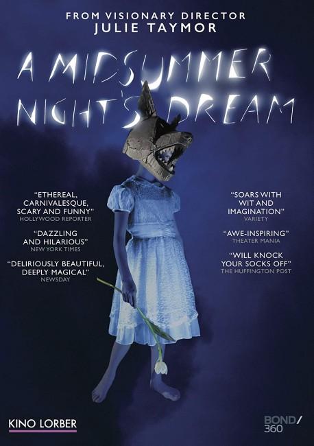 A Midsummer Night's Dream (2014) poster