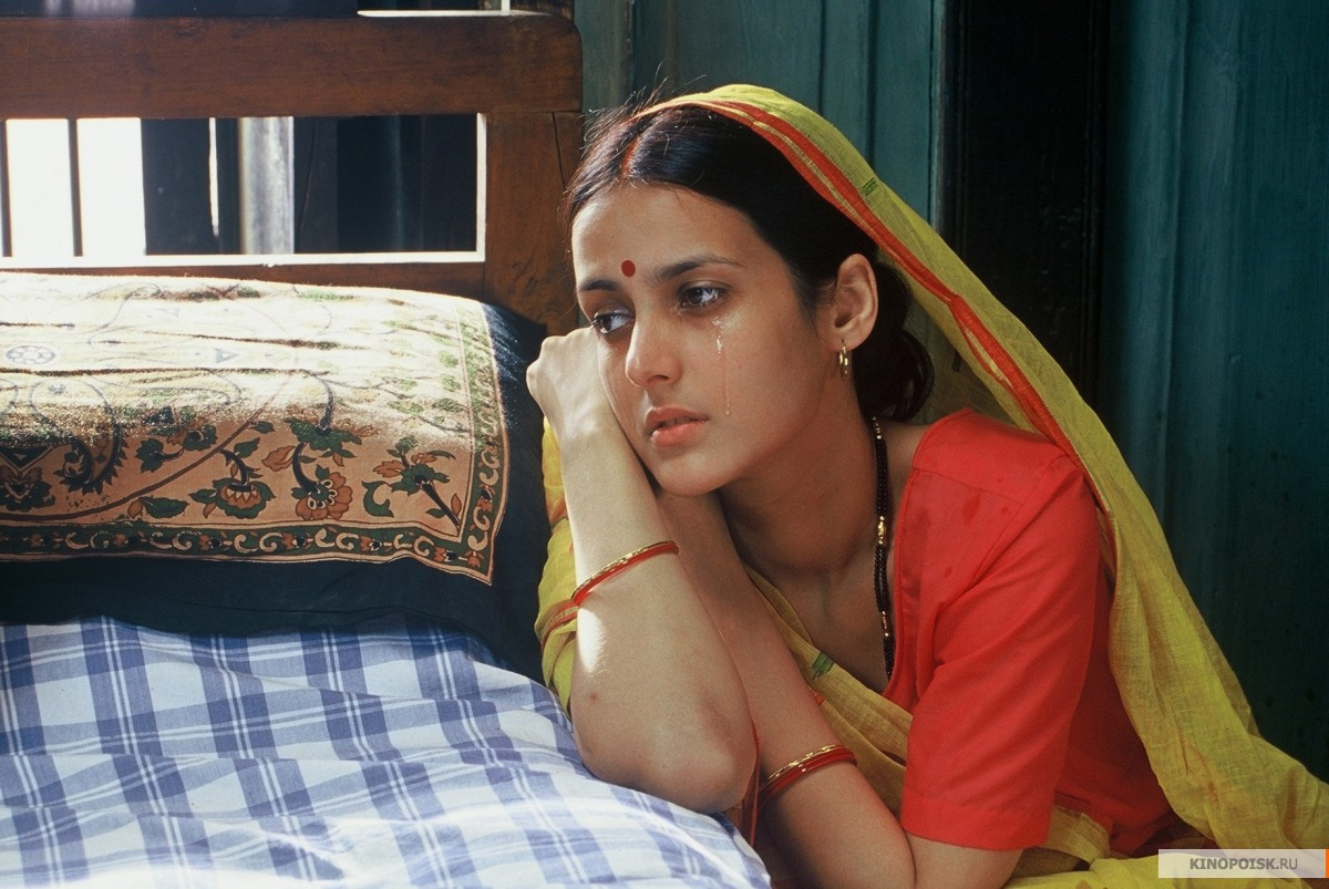 Tulip Joshi as Kalki, the last woman in India in A Nation Without Women (2003)
