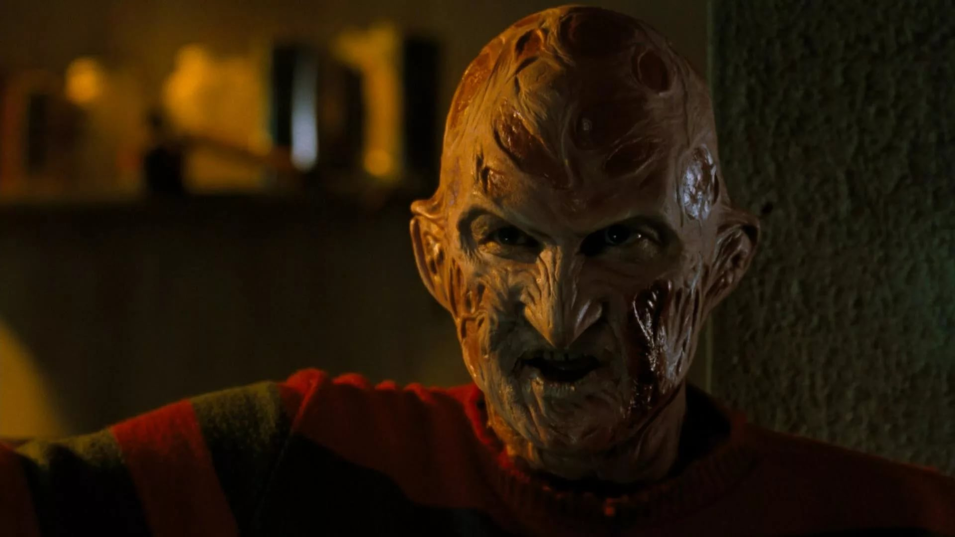 Jackie Earle Haley as Freddy Krueger in A Nightmare on Elm Street (2010)