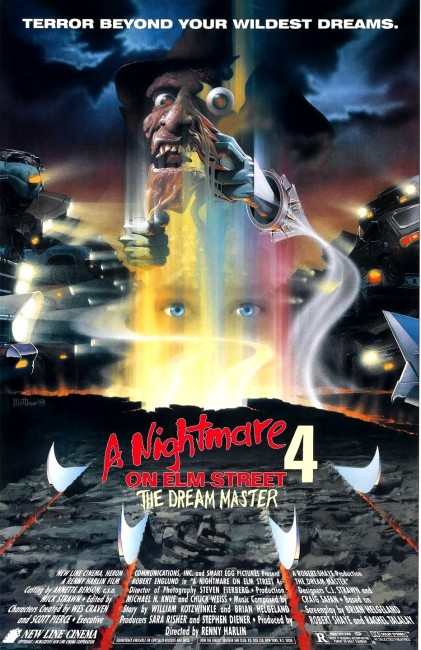 A Nightmare on Elm Street IV: The Dream Master (1988) poster