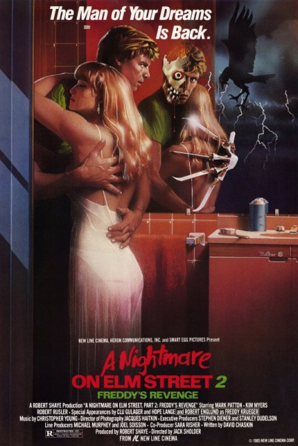 A Nightmare on Elm Street Part II :Freddy's Revenge (1985) poster