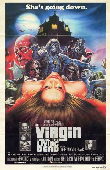 A Virgin Among the Living Dead (1973) poster