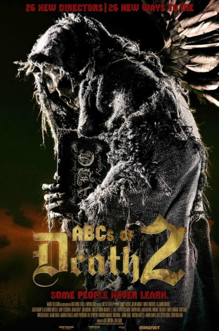 ABCs of Death 2 (2014) poster