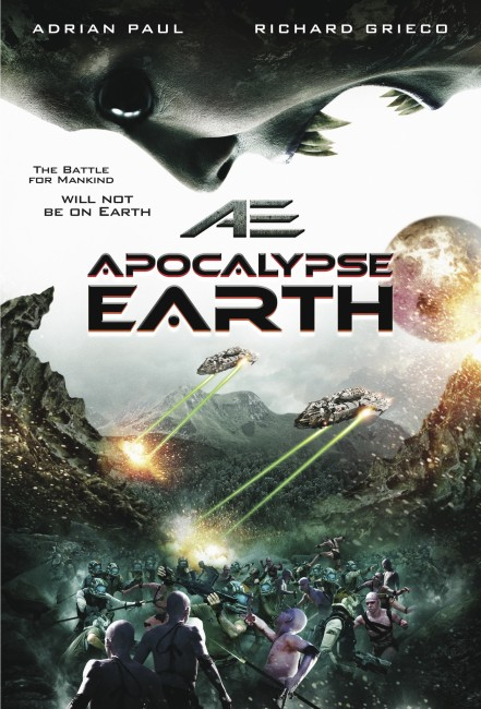 AE: Apocalypse Earth (2013) poster