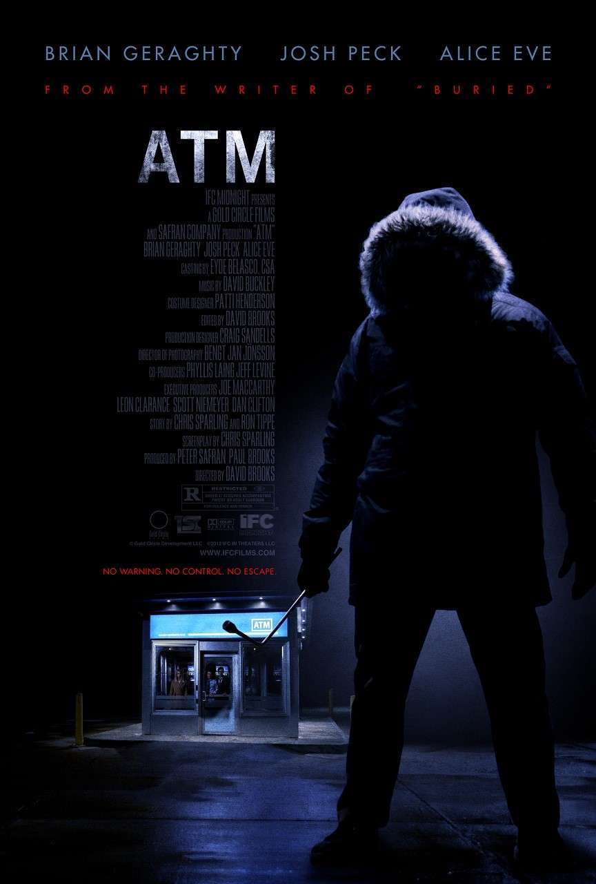 ATM (2012) poster