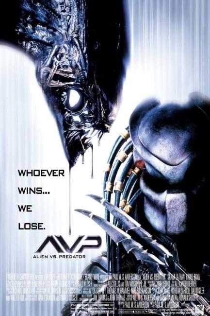 AVP Alien vs Predator (2004) poster