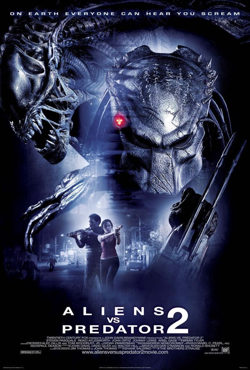 Avpr Aliens Vs Predator Requiem 2007 Moria