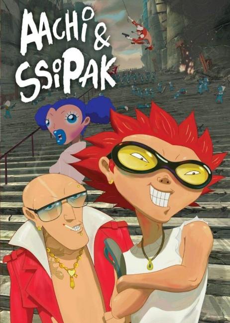 Aachi & Ssipak (2006) poster