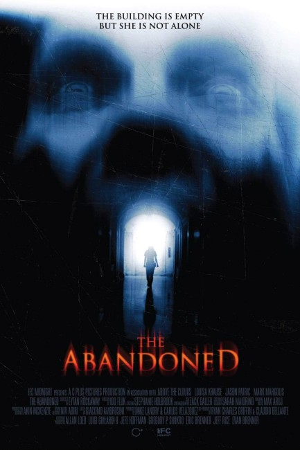 The Abandoned (2015) poster