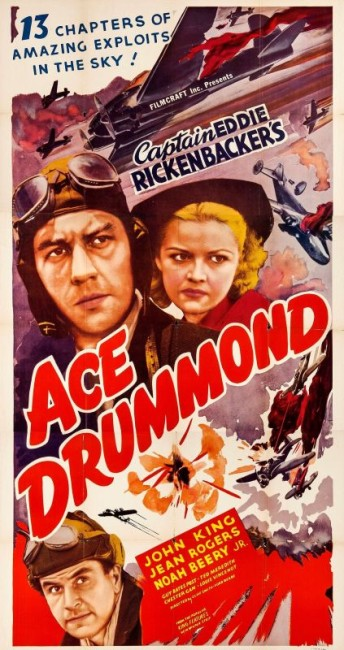 Ace Drummond (1936) poster