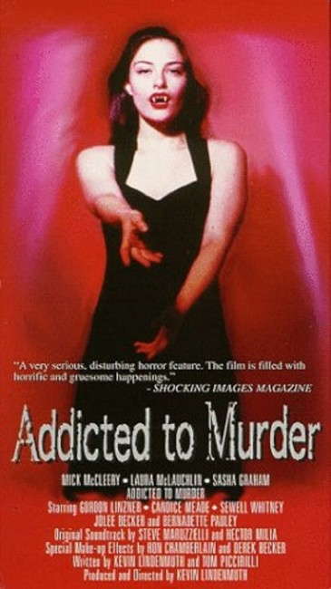 Addicted to Murder (1995) poster