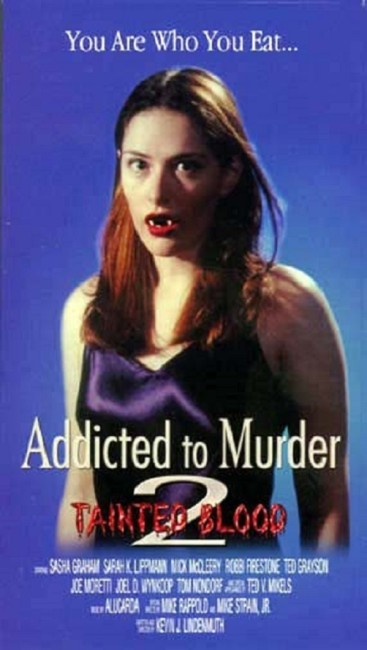 Addicted to Murder: Tainted Blood (1998) poster