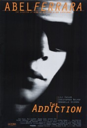 The Addiction (1995) poster