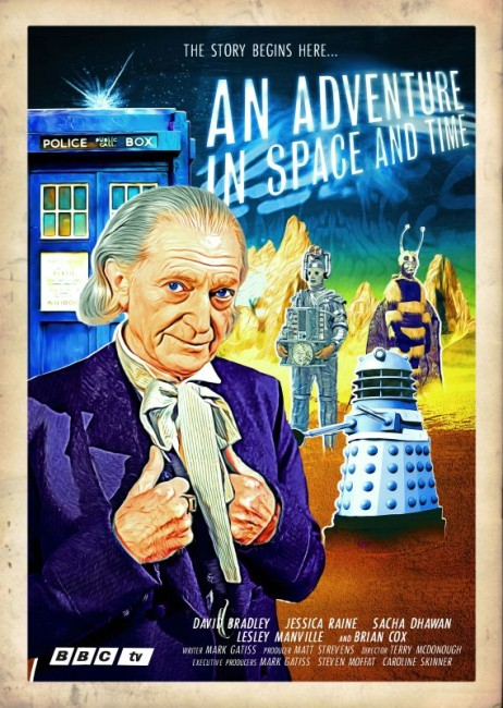 An Adventure in Space and Time (2013) poster