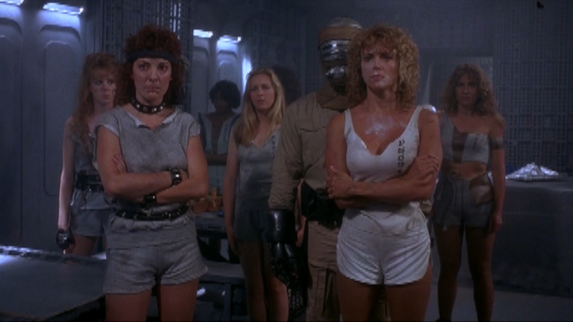 Susan Stokey, Sandy Brooke in The Adventures of Taura: Prison Ship Star Slammer (1986) 4