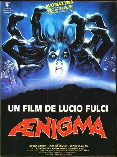 Aenigma (1987) poster