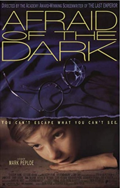 Afraid of the Dark (1991) poster