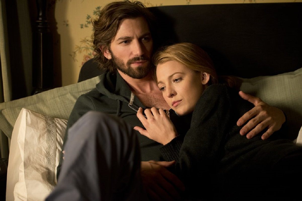 Adaline (Blake Lively) and her love Michiel Huisman in The Age of Adaline (2015)