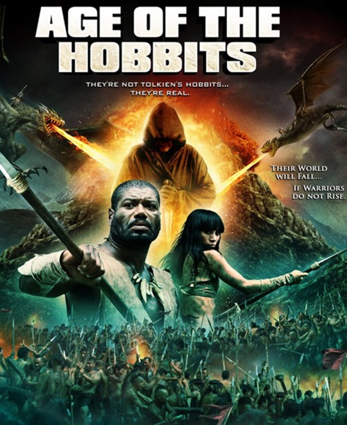 Age of the Hobbits (2012) poster