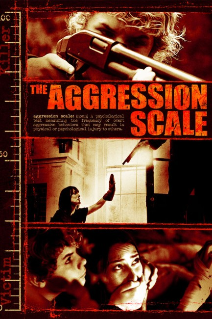 The Aggression Scale poster (2012)