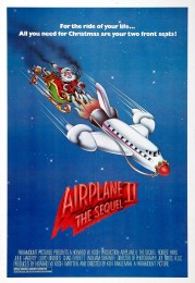 Airplane II: The Sequel (1982) poster
