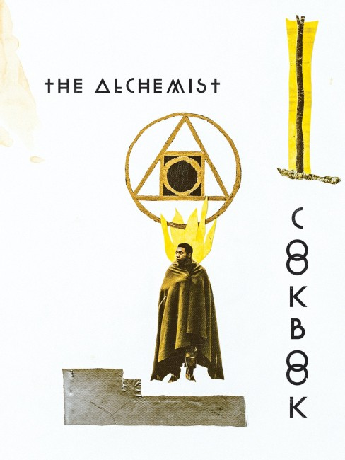 The Alchemist Cookbook (2016) poster