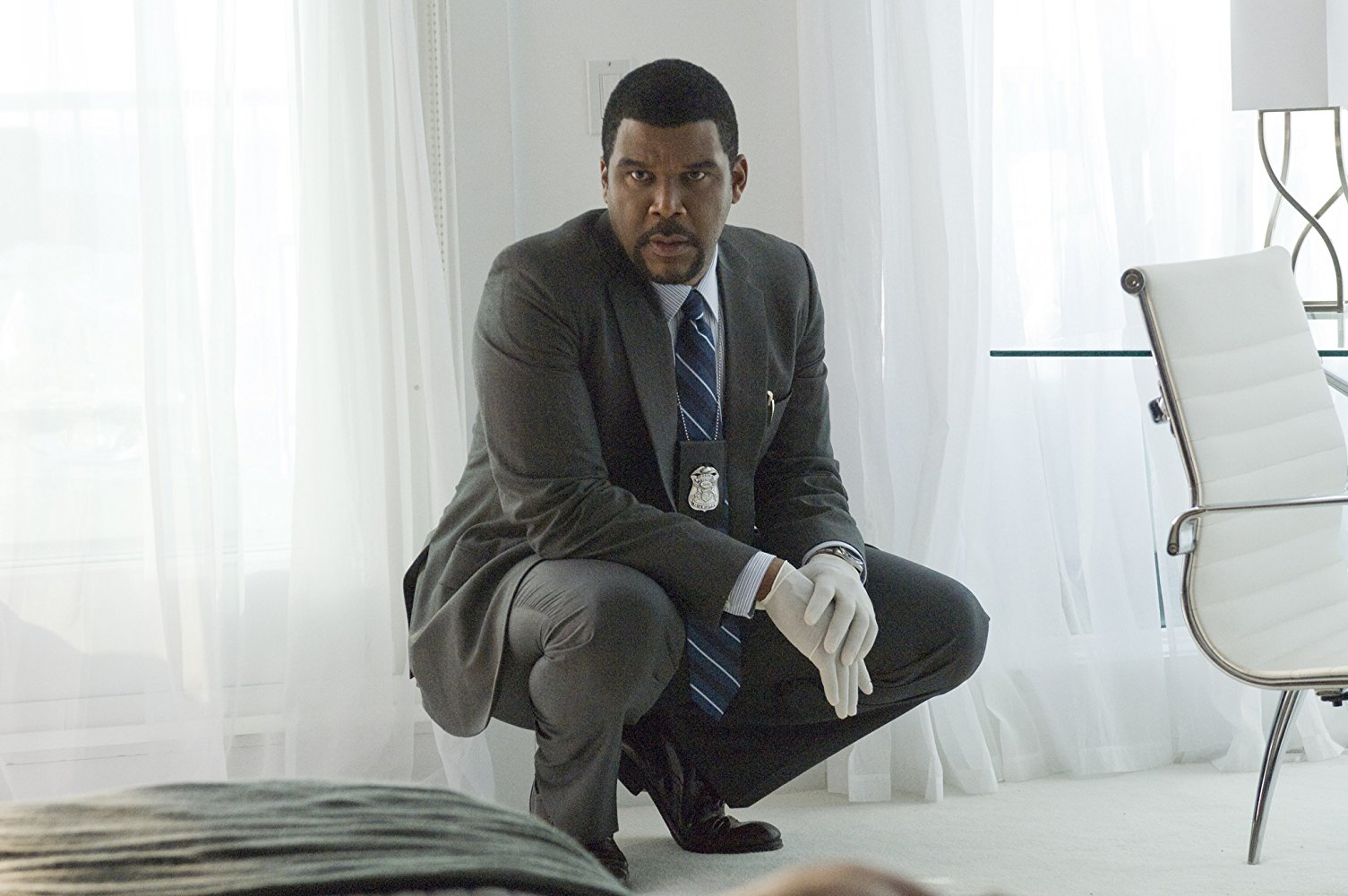 Tyler Perry as criminal profiler Alex Cross (2012)