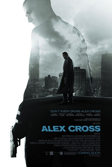 Alex Cross (2012) poster