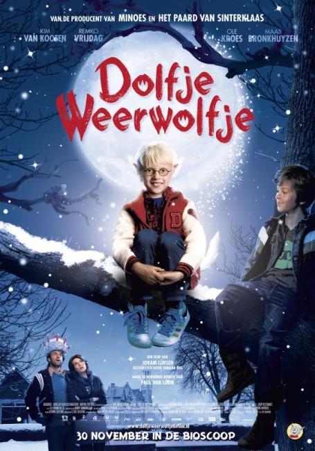 Alfie the Little Werewolf (2011) poster