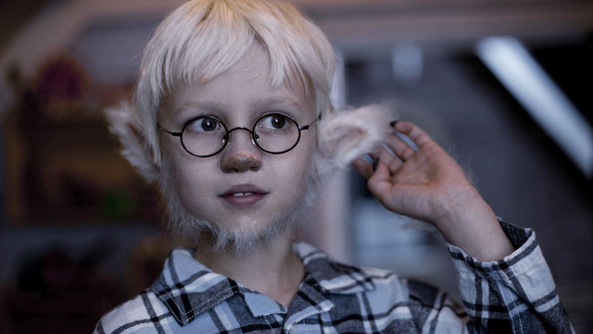 Ole Kroes as Alfie the Little Werewolf (2011)
